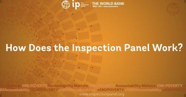 Embedded thumbnail for How does the World Bank Inspection Panel Work?