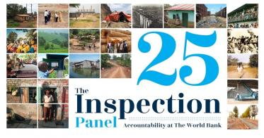 Embedded thumbnail for 25th Anniversary of the World Bank Inspection Panel