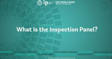 Embedded thumbnail for What is the World Bank Inspection Panel?