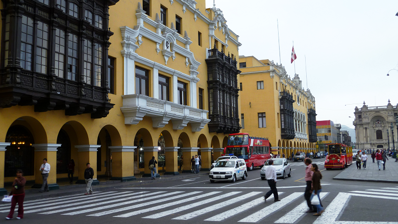 Lima Urban Transport Project