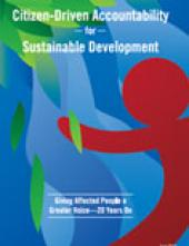 Citizen-Driven Accountability for Sustainable Development