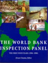 The World Bank Inspection Panel: The First Four Years (1994-1998)